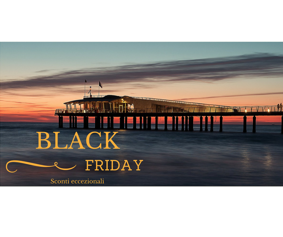 Offerte Hotel Black Friday