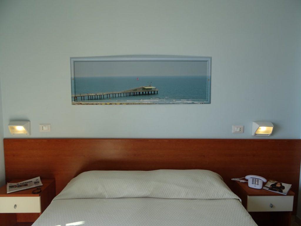camera quadrupla hotel sole e mare lido di camaiore