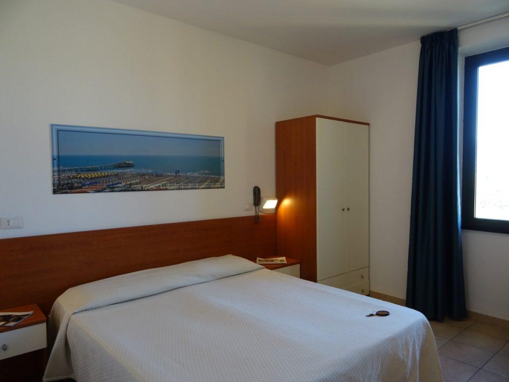 camera doppia hotel sole e mare lido di camaiore